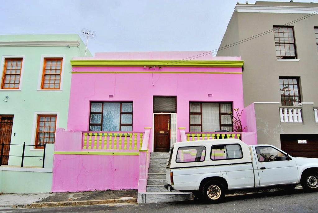 Bo-Kaap, Cape Town (South Africa).