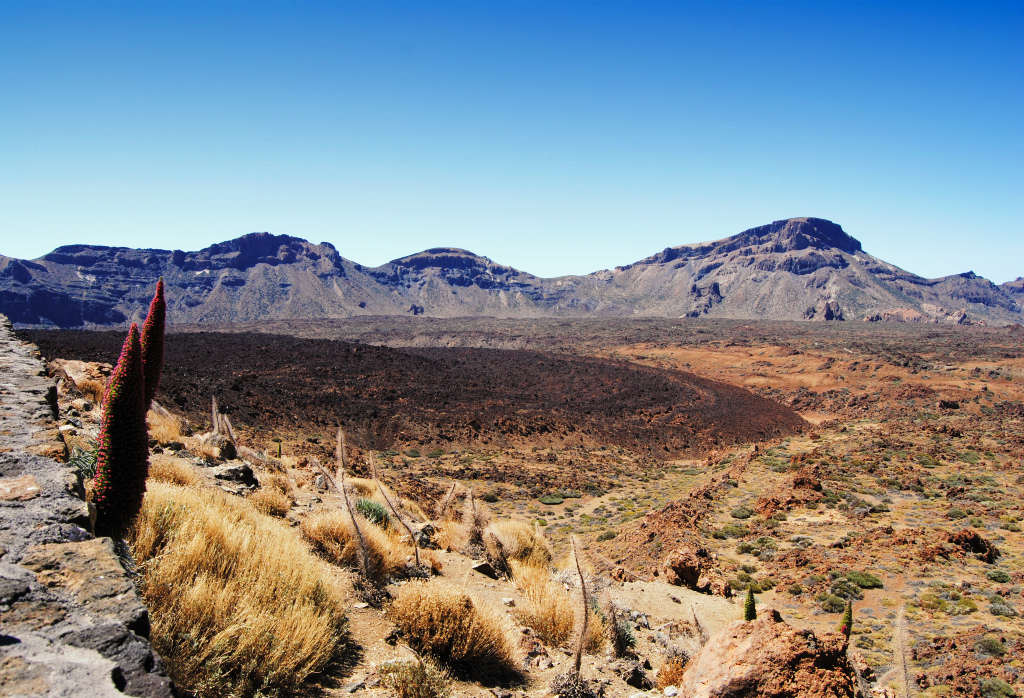 Teide National Park, Tenerife.