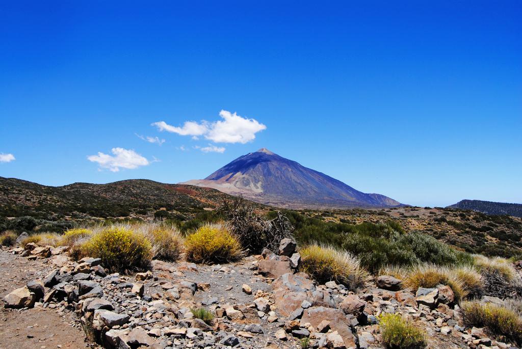 Pico del Teide, Tenerife.