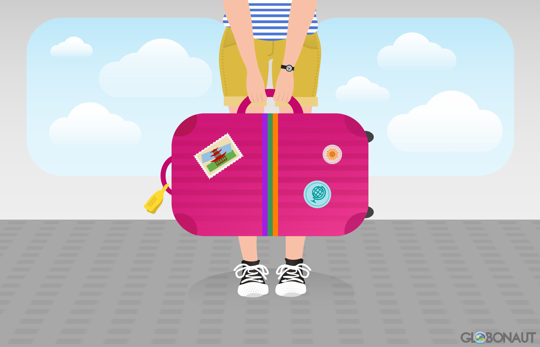 8 packing hacks for travelers.