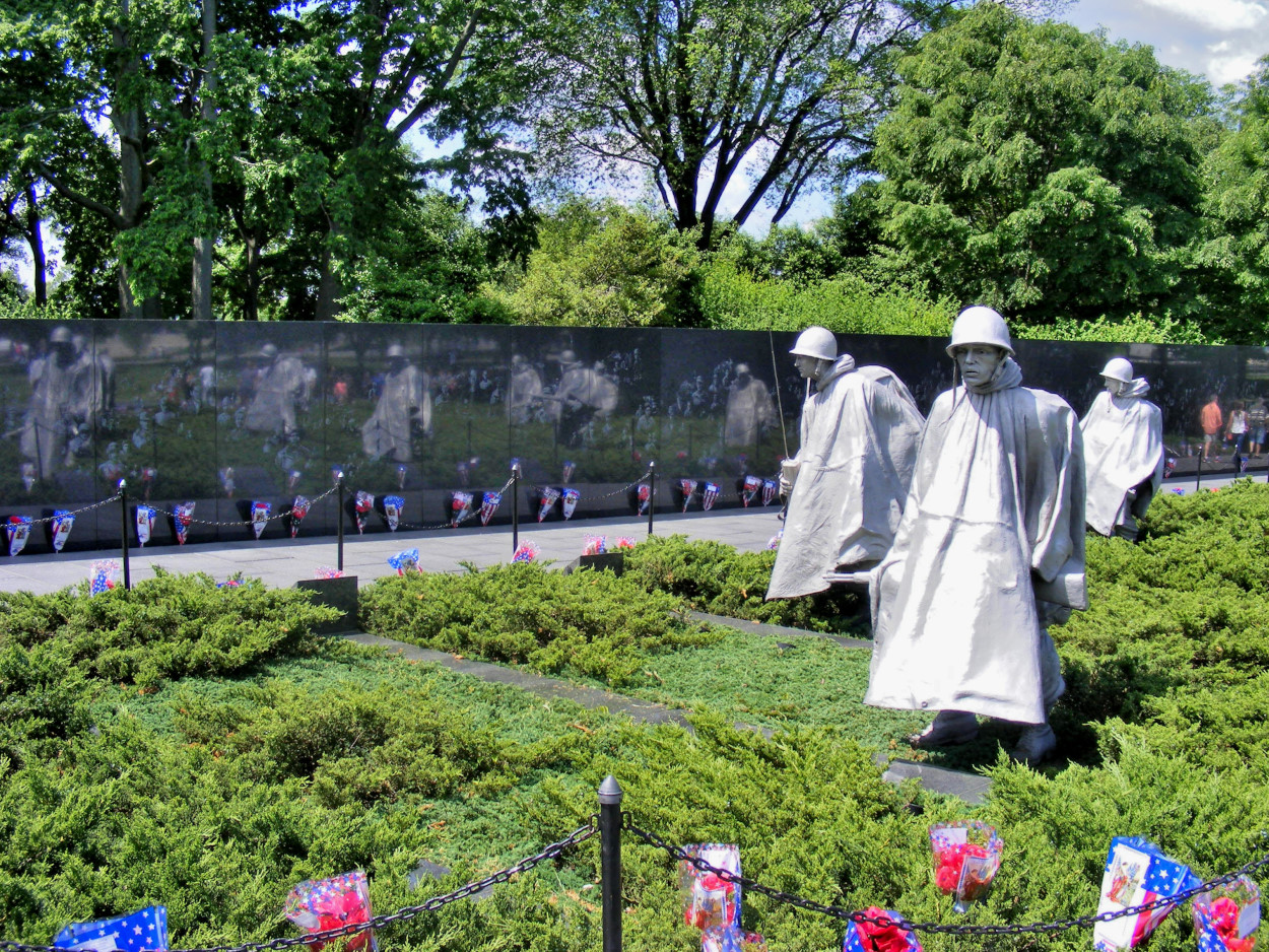 Korea monument