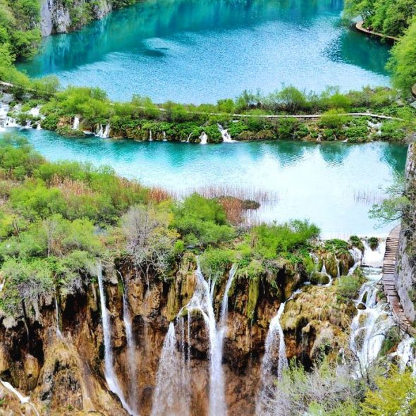 Facts about Plitvice Lakes