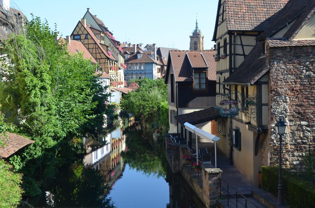 Visiting Colmar