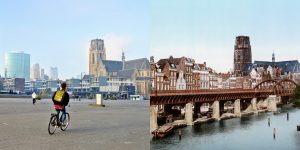 What Rotterdam Looked Like Before World War II