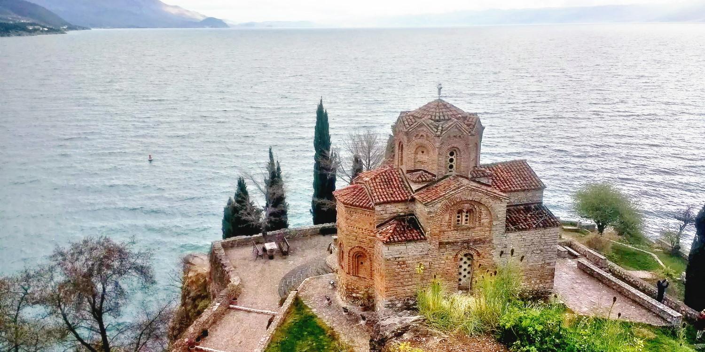 Visiting Macedonia and Kosovo