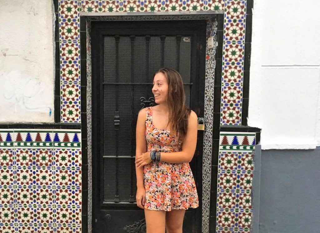 The beautiful tiles of Granada