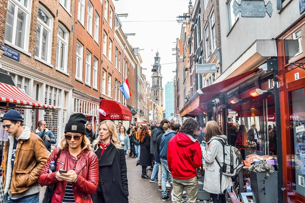 Signs you've become an Amsterdammer
