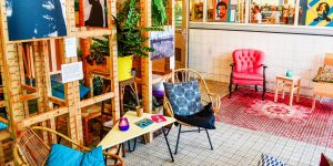 How Refugees Creatively Transformed a Prison in Amsterdam