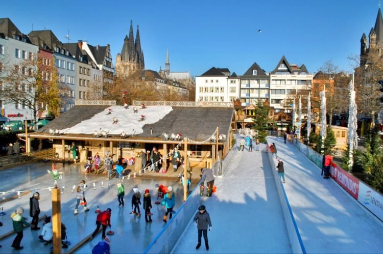 December in Cologne