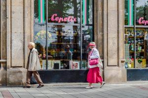 Street photography in Krakow