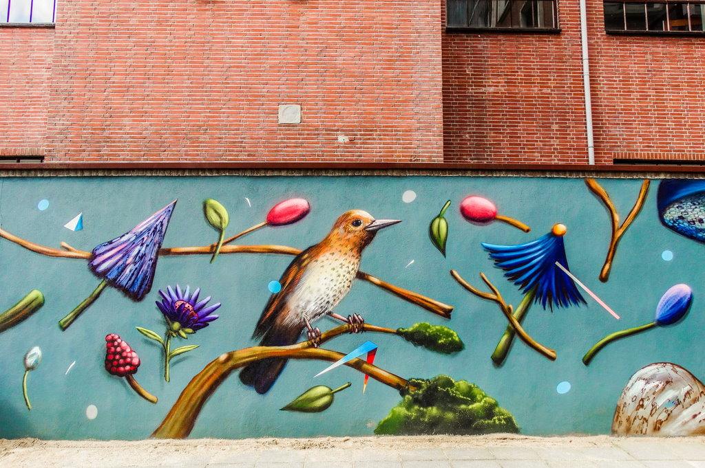 Blind Walls Gallery in Breda