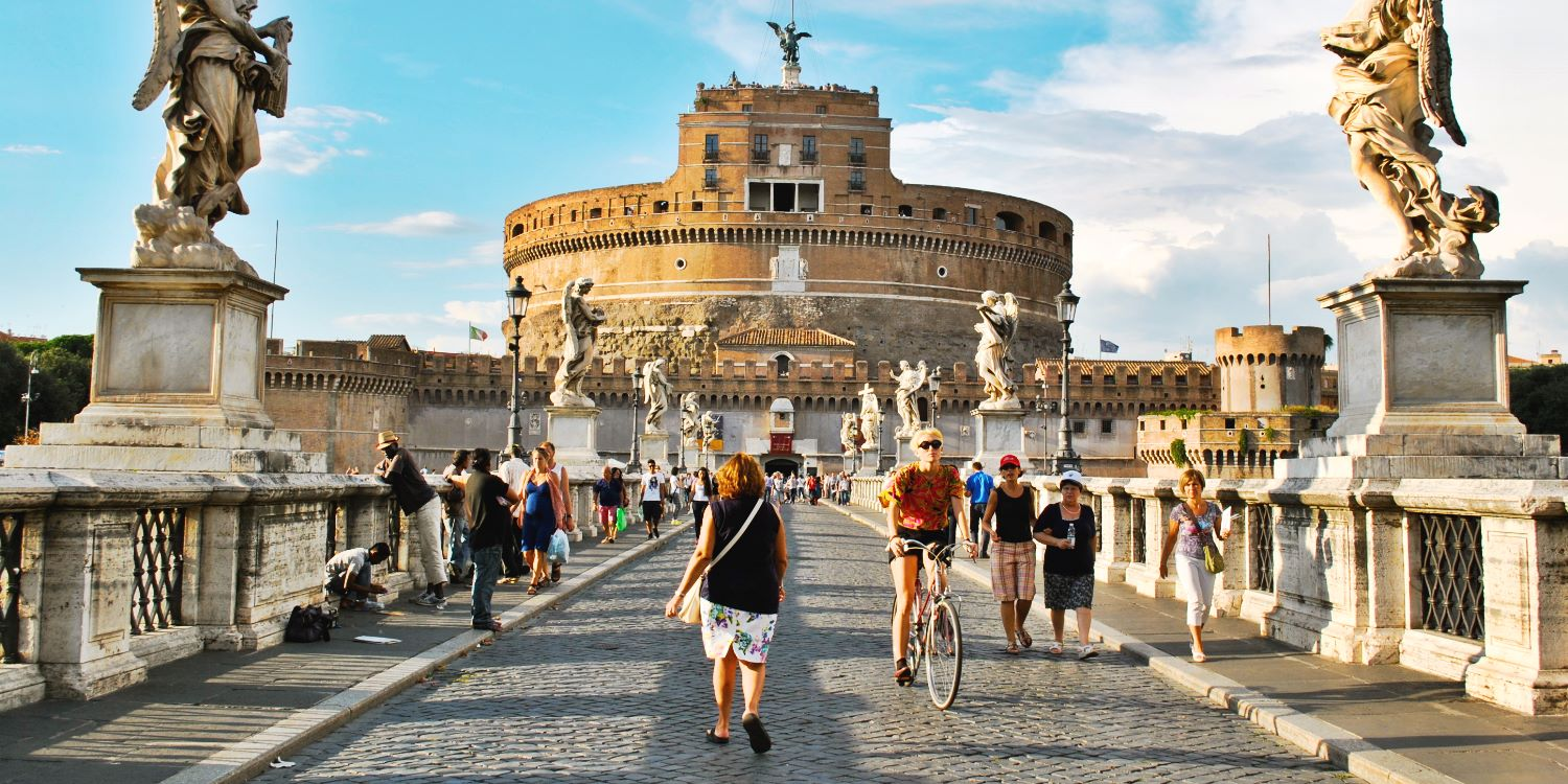 A Love Letter to Rome