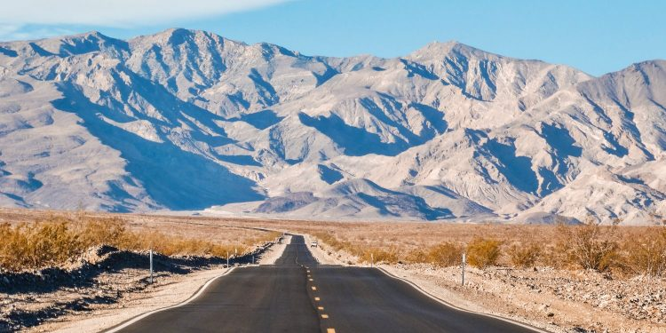 An American Road Trip Across the Diverse Climate Zones of the United States (Roadtrip door West-Amerika)