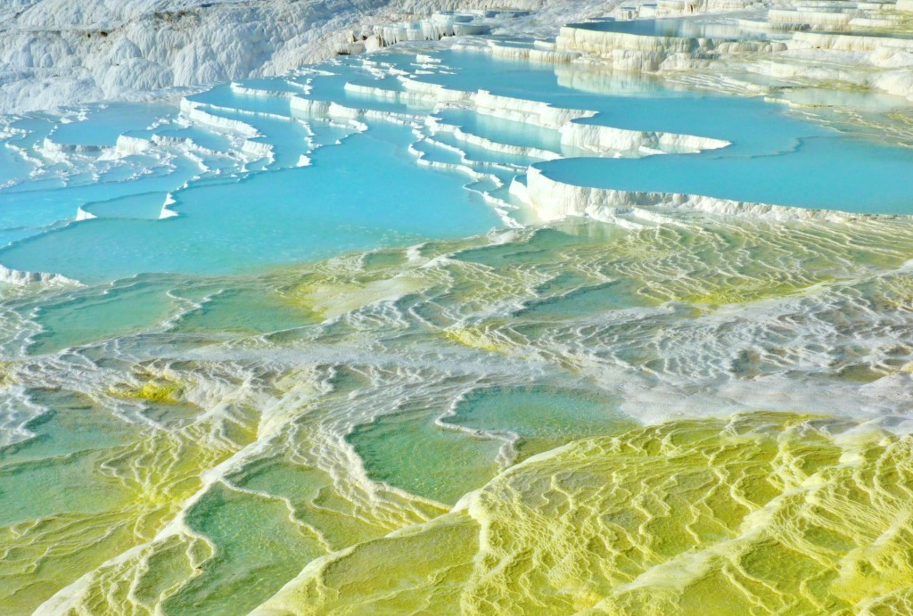 5 Facts about Pamukkale