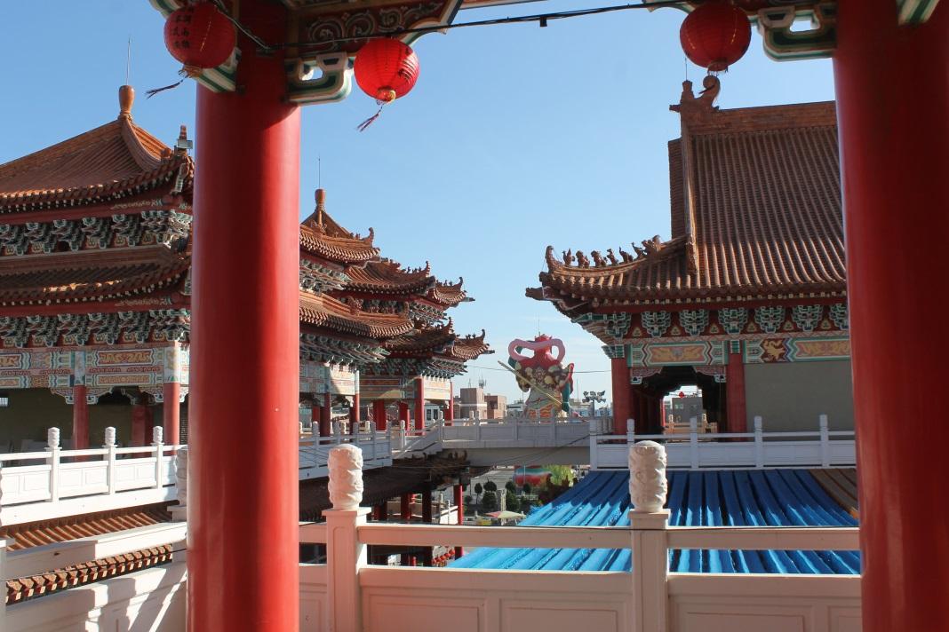 Temple in Tainan