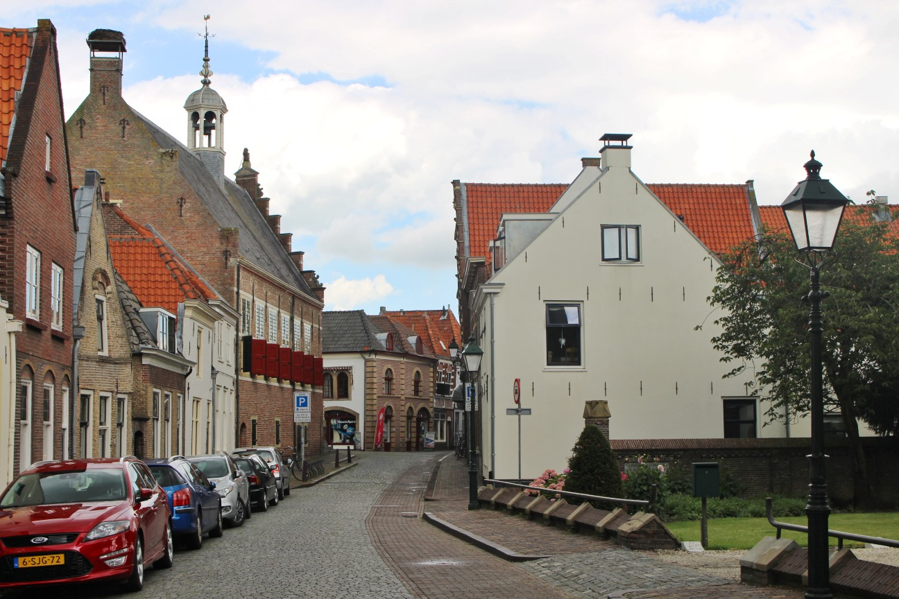 Old Dutch Cities: Oudewater