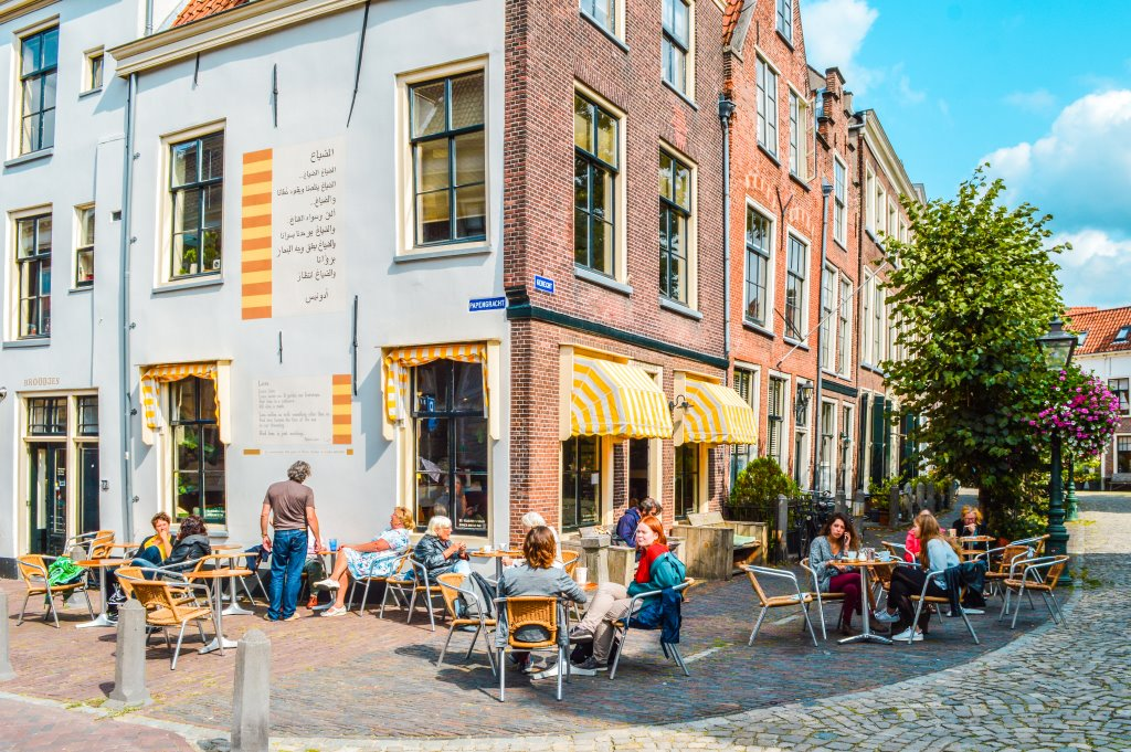 Leiden street photography