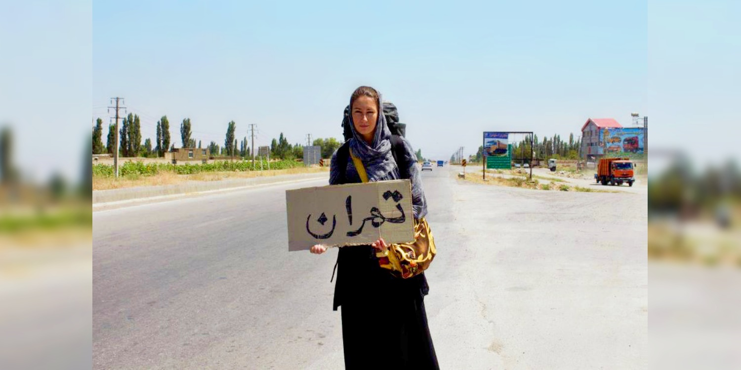 Meet the Woman who Hitchhiked Across the World: Ana Bakran