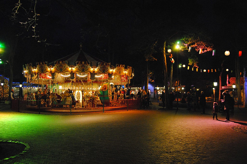 The Winter Efteling in the Netherlands