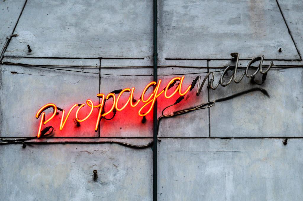 Propaganda club in Krakow