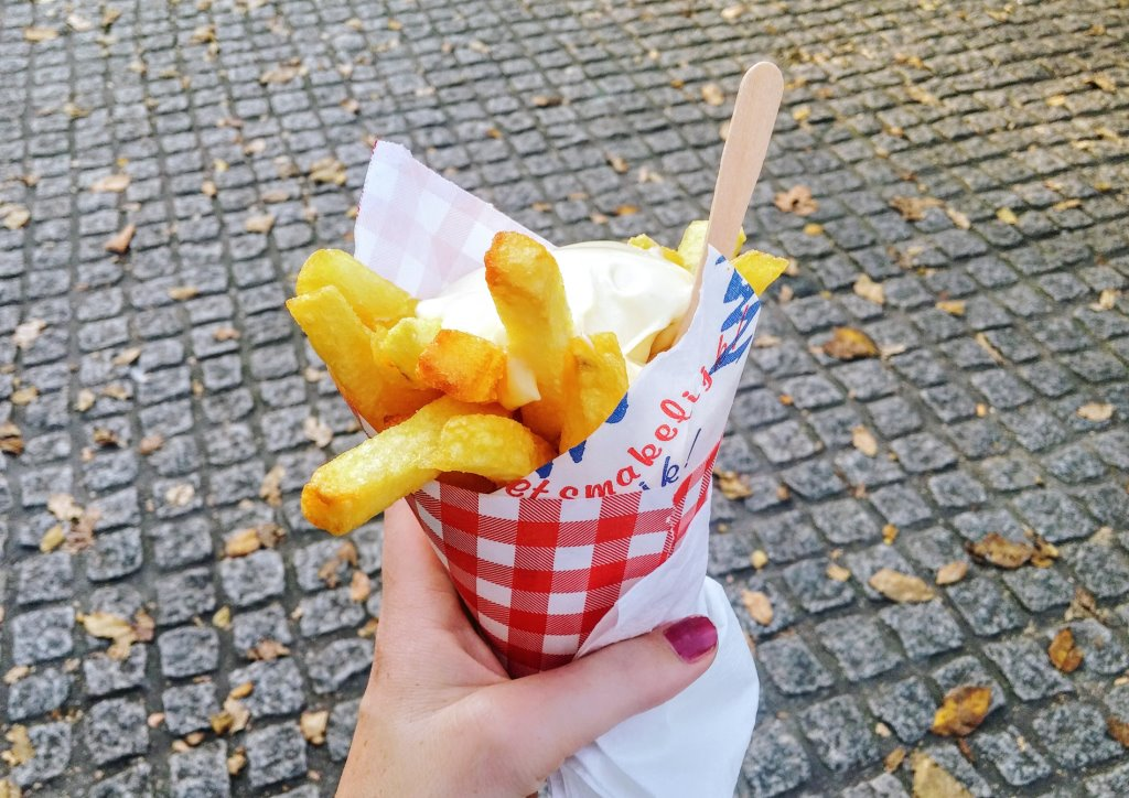 Amsterdam Food Hypes: Patat or fries at Vleminckx