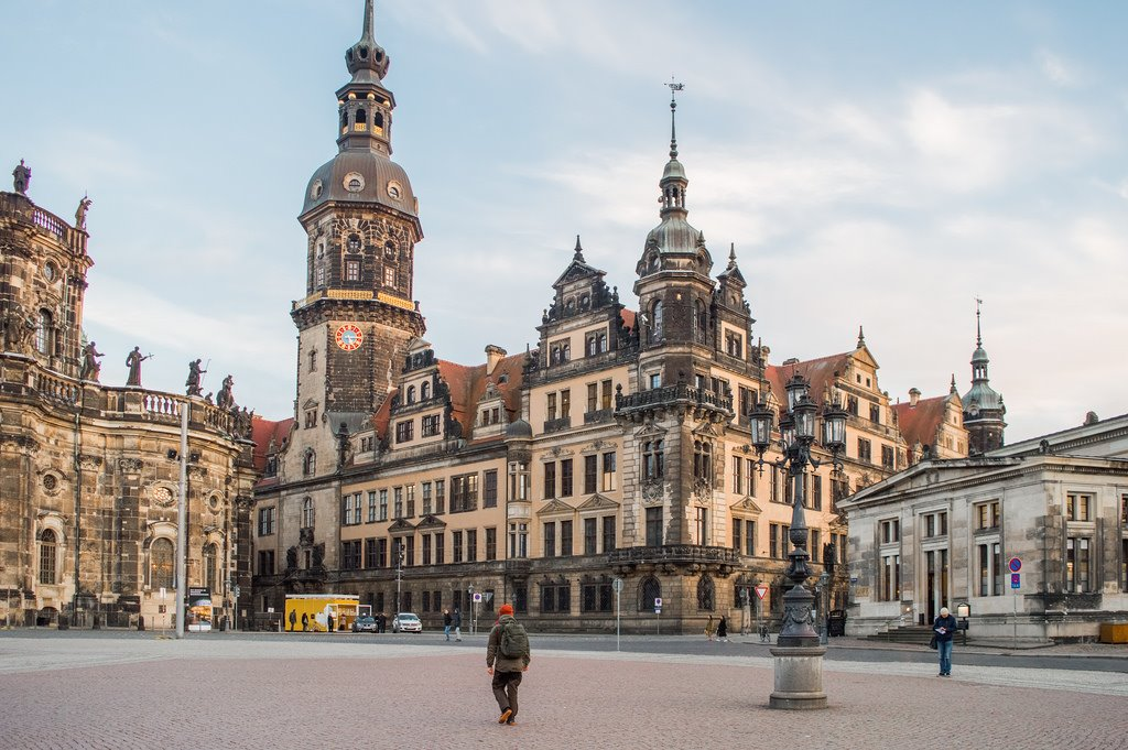Things to do in Dresden: Visit the Royal Palace