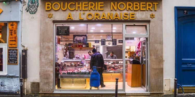 Photos of Everyday Life in Paris (Foto's van het Dagelijks Leven in Parijs)