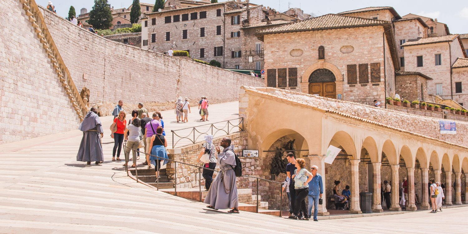How Assisi Became a Place of Pilgrimage (For Everyone)