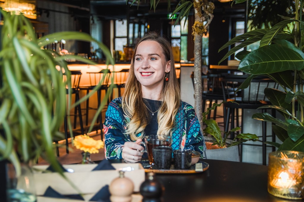 Interview with Josephine Rees about accessibility in Amsterdam